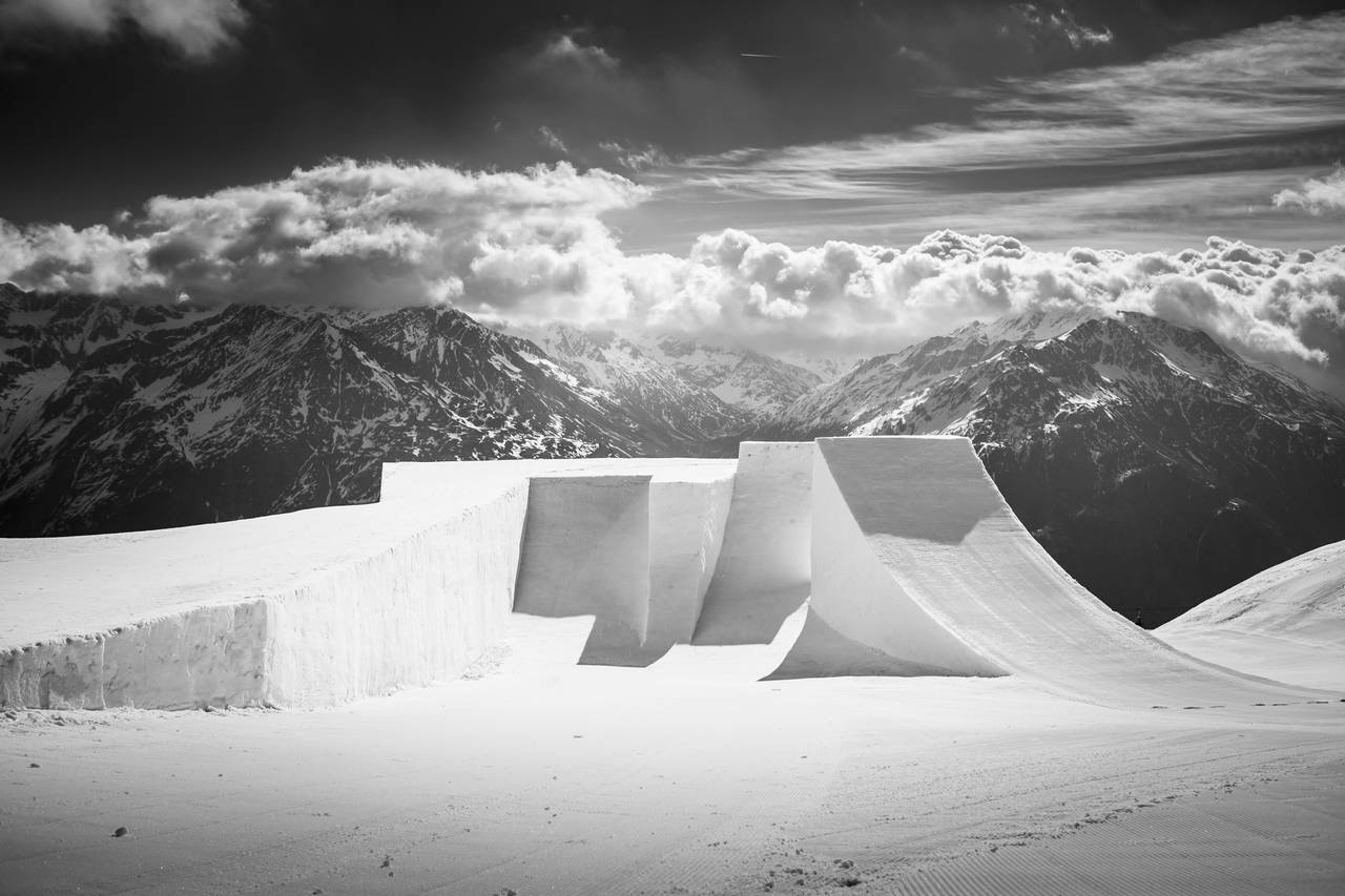 The Wedge 2016 – Pro Gathering in Sölden, Austria