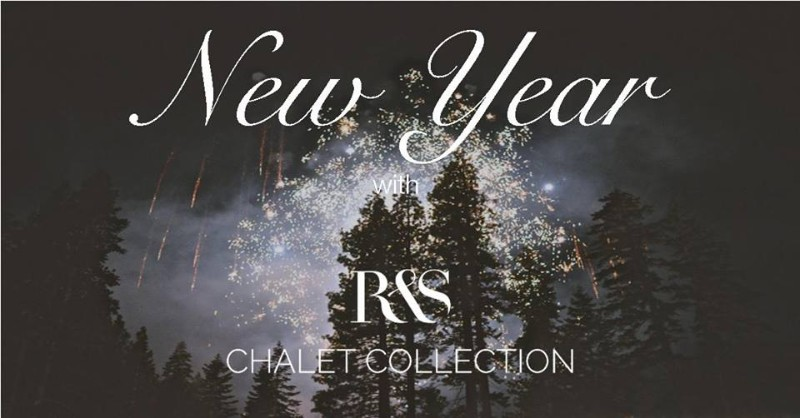New Year offer from R & S Chalet Collection…