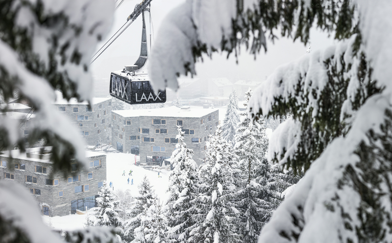 Laax: 'The World's Best Freestyle Resort'