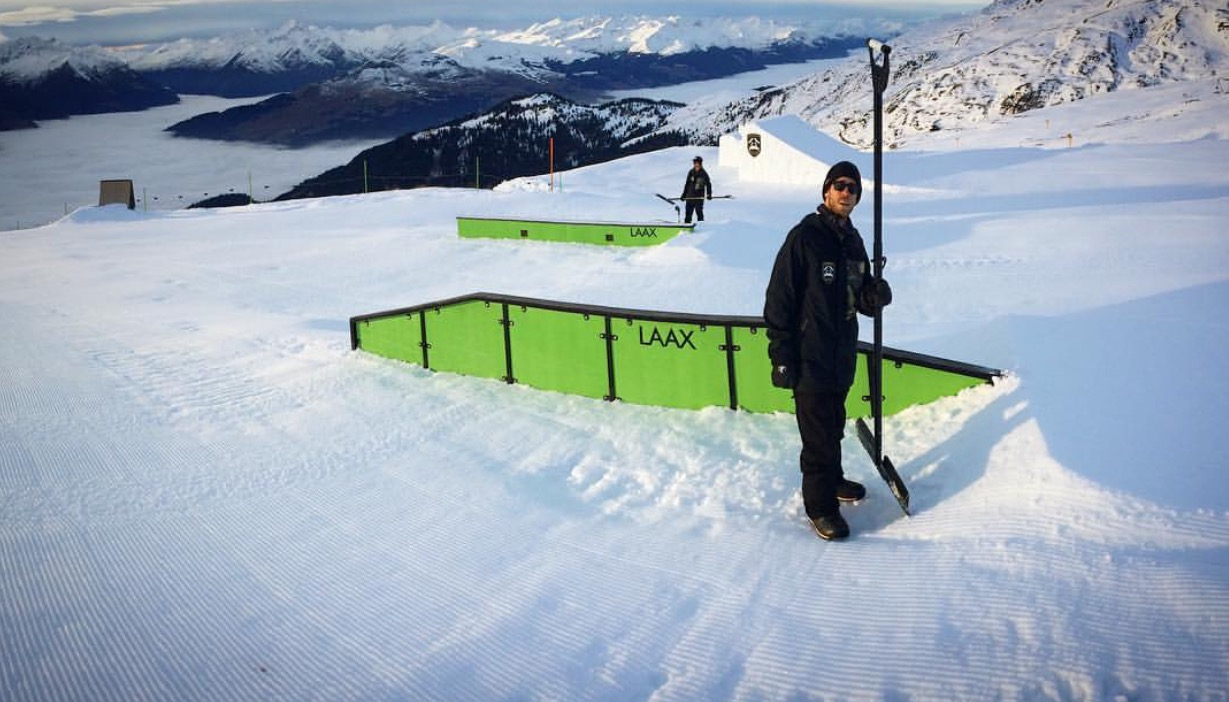 Park Life: Laax' NoNamePark is open now!