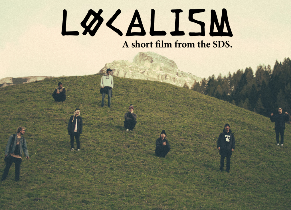 #LOCALISM – A short film from Rome SDS