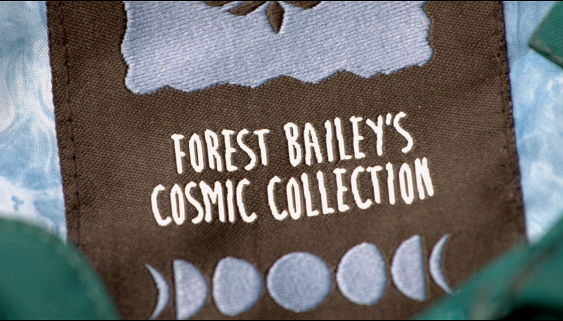 A look at Forest Bailey's inspirations