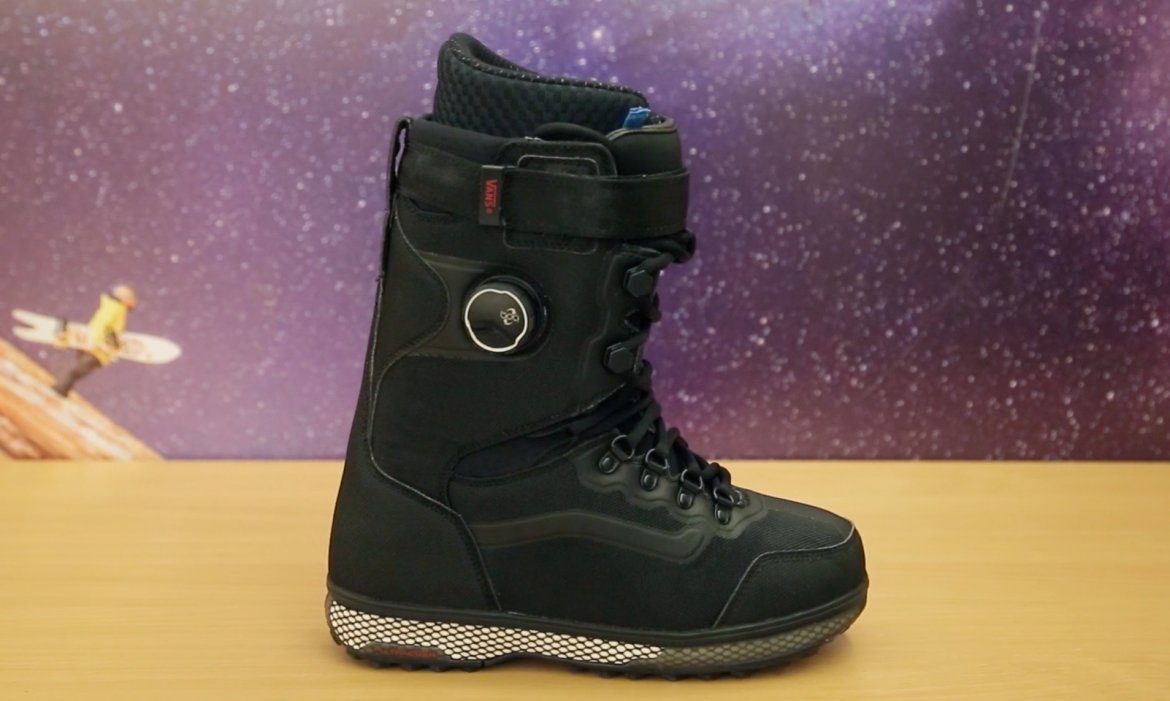 fdd5852eacce Vans Infuse snowboard boot · The Reason