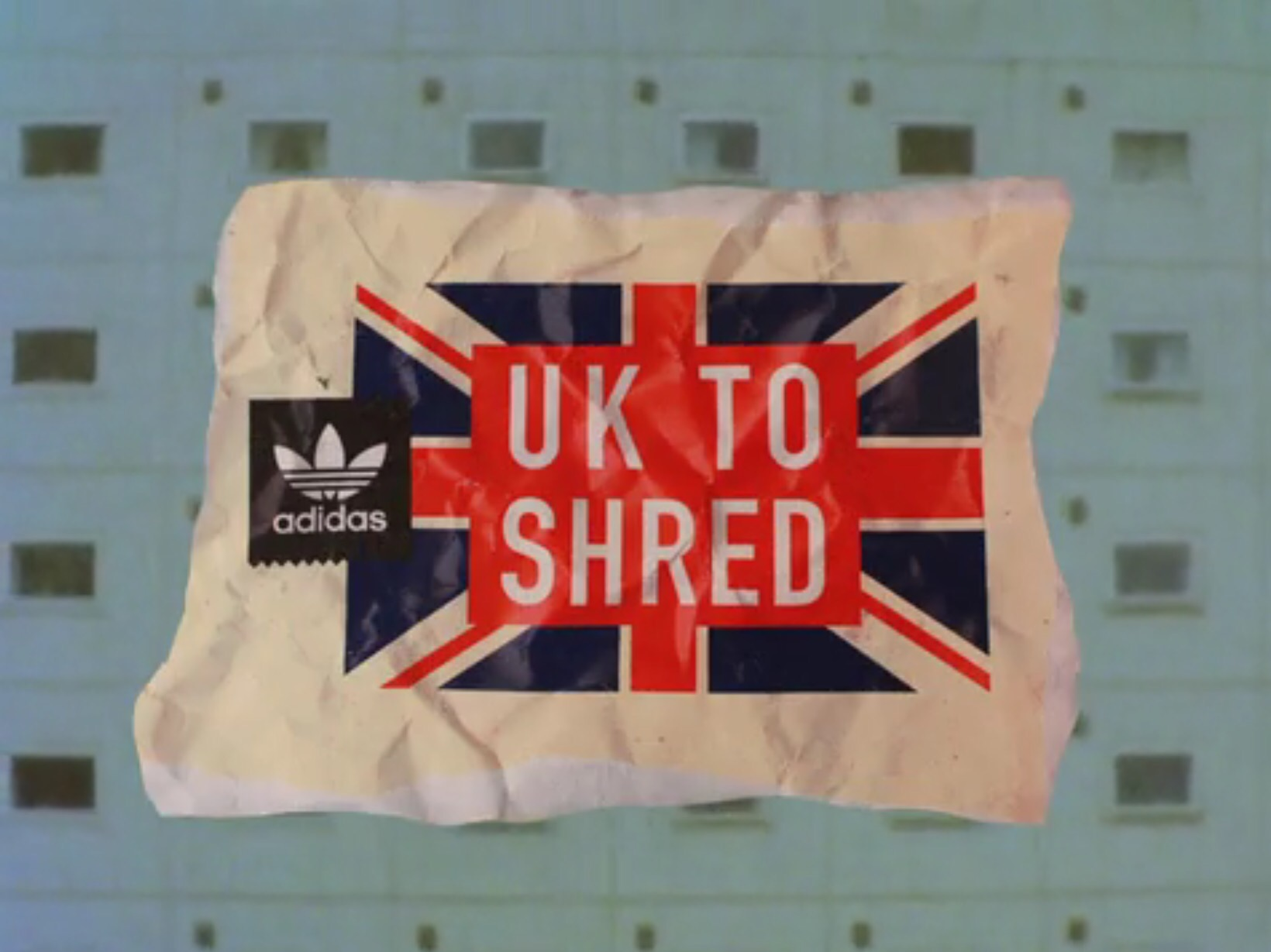UK to Shred!