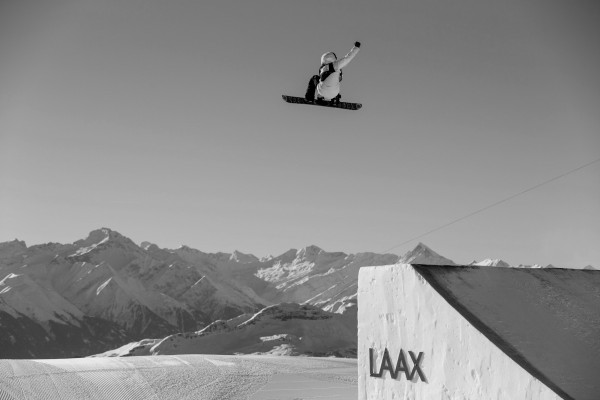 LAAX OPEN 2016, Slopestyle Semifinals Women