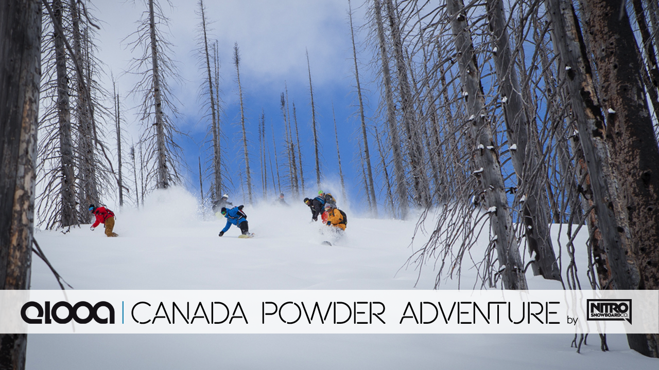 Fancy a Canadian Powder Adventure?