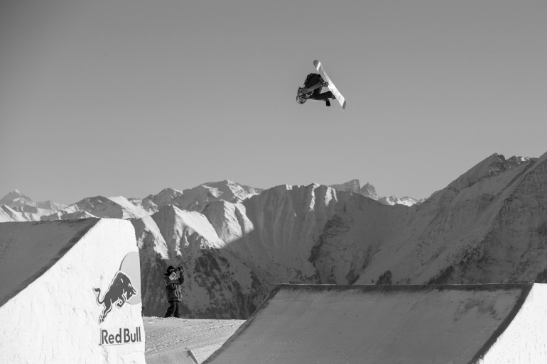 LAAX OPEN 2016, Slopestyle Semifinals Men. Photo: Laax Open