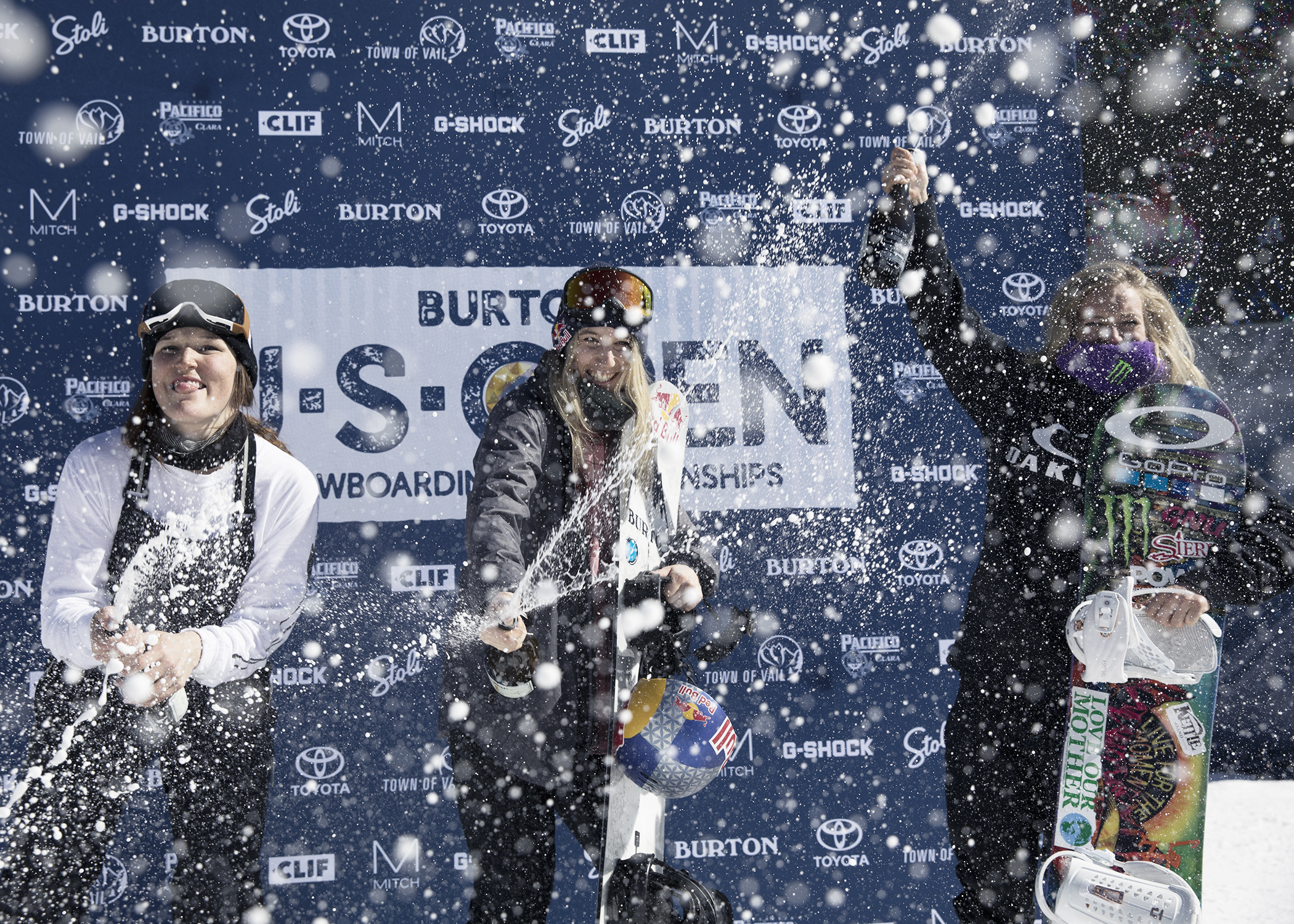 Anna Gasser and Mark McMorris Win 2017 Burton U.S. Open Slopestyle Titles