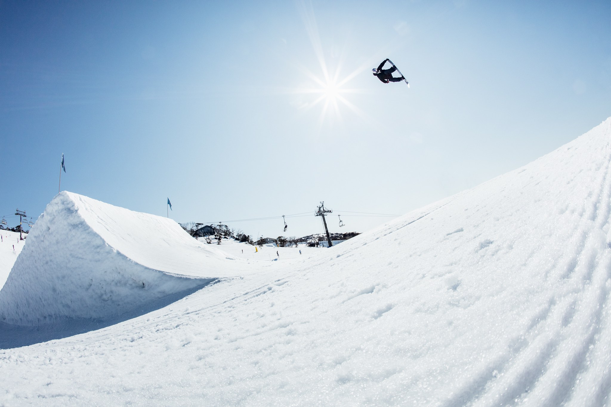 GB Park and Pipe gear up for the Winter Games NZ