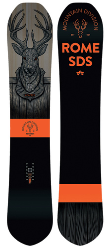 56a7690b2c4f Rome Snowboards Mountain Division · The Reason