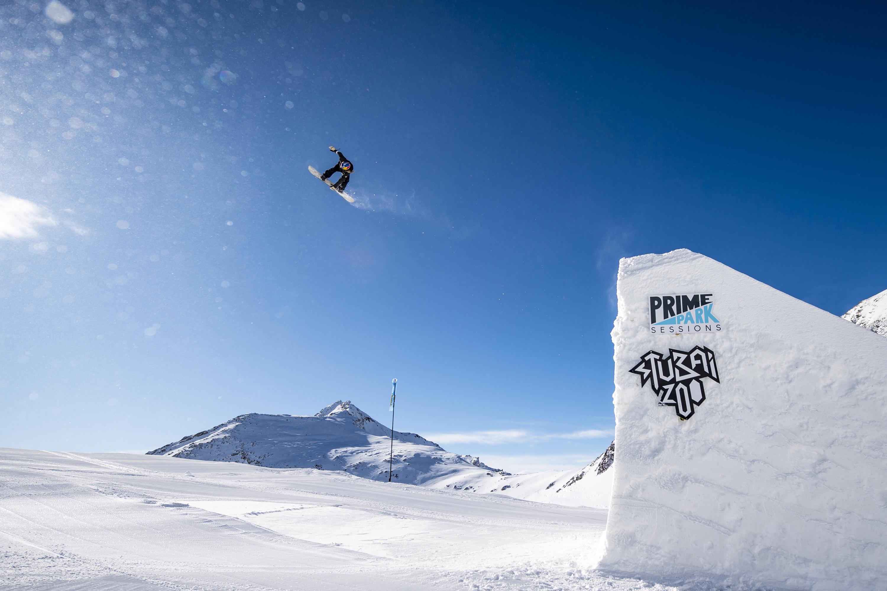Prime Park Sessions from Stubai