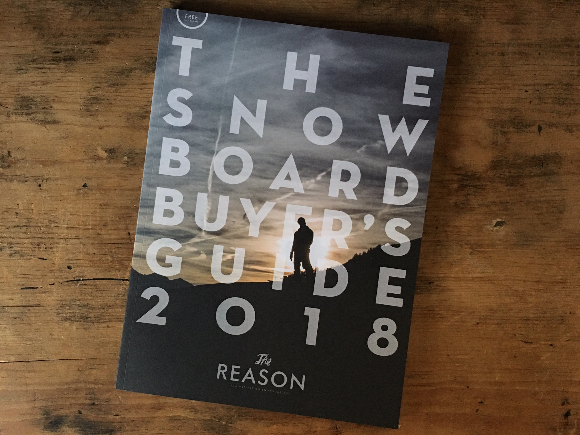 The Reason issue 9.1 – buy online NOW