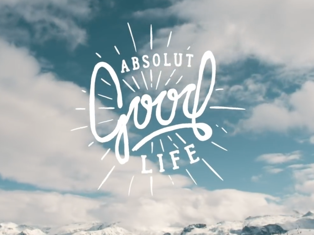 New web series drops! Absolut Good Life with Henry Jackson