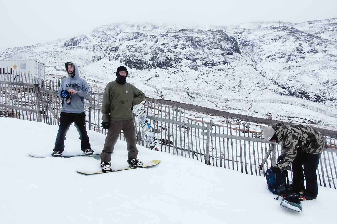 Opening day at Glencoe – The Scottish winter has officially started!